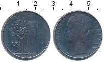 Изображение Дешевые монеты Италия 100 лир 1980