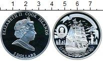 Изображение Монеты Острова Кука 5 долларов 2008 Серебро Proof- Кристиан Радич