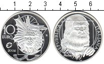 Изображение Монеты Италия 10 евро 2006 Серебро Proof-