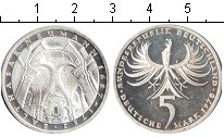 Изображение Монеты Германия ФРГ 5 марок 1978 Серебро XF