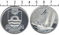 Изображение Монеты Кирибати 20 долларов 1992 Серебро Proof- Олимпийские игры 199