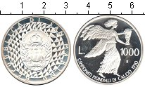 Изображение Монеты Сан-Марино Сан-Марино 1990 Серебро Proof