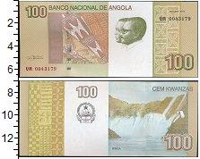 """Изображение Боны Ангола 100 кванза 2012  UNC- <span style=""""font-si"""