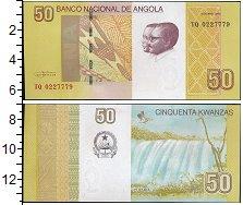 Изображение Банкноты Ангола 50 кванза 2012  UNC