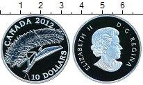 Изображение Монеты Канада 10 долларов 2012 Серебро Proof-