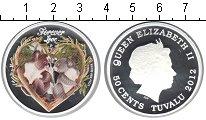 Изображение Монеты Австралия 50 центов 2012 Серебро Proof- Вечная любовь