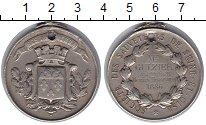 Изображение Монеты Франция медаль 0   Дырка.