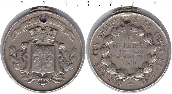 Картинка Монеты Франция Медаль  0