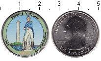 Изображение Цветные монеты США 1/4 доллара 2013 Медно-никель UNC Международный мемори