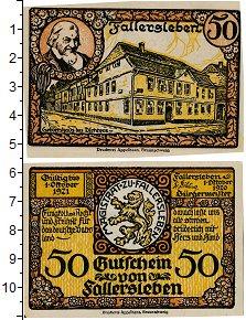 Изображение Боны Германия : Нотгельды 50 пфеннигов 1920  XF