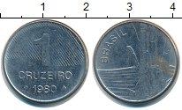Изображение Дешевые монеты Бразилия 1 крузейро 1980