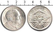 Изображение Монеты США 1/2 доллара 1936 Серебро UNC- Арканзас