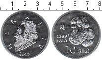 Изображение Монеты Франция 10 евро 2013 Серебро UNC