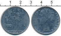 Изображение Дешевые монеты Италия 100 лир 1978
