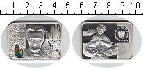 Изображение Монеты Польша 20 злотых 2006 Серебро Proof Польские художники.
