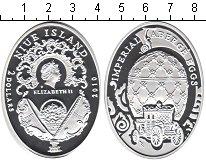 Изображение Монеты Ниуэ 2 доллара 2010 Серебро