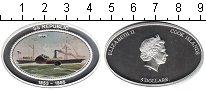 Изображение Монеты Острова Кука 5 долларов 2013  Proof-
