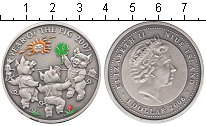 Изображение Монеты Ниуэ 1 доллар 2006 Серебро UNC-
