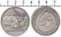 Изображение Монеты Новая Зеландия Ниуэ 1 доллар 2006 Серебро UNC-
