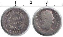 Изображение Монеты Франция 1/2 франка 1808 Серебро  Наполеон.