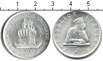 Изображение Монеты Италия Италия 1988 Серебро UNC-