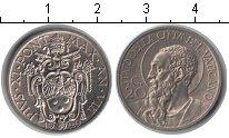 Изображение Монеты Ватикан 20 сентим 1929 Медно-никель UNC-