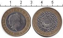Изображение Монеты Великобритания 2 фунта 2008 Биметалл XF