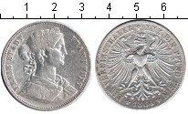 Изображение Монеты Франкфурт 1 талер 1864 Серебро