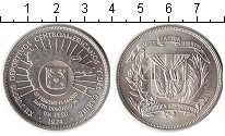 Изображение Монеты Доминиканская республика 1 песо 1974 Серебро UNC-