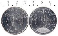 Изображение Монеты Испания 12 евро 2006 Серебро UNC-