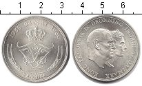 Изображение Монеты Дания 5 крон 1960 Серебро UNC-
