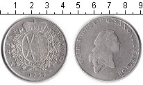 Изображение Монеты Саксония 1 талер 1764 Серебро VF Фридрих Август