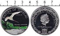 Изображение Монеты Токелау 5 долларов 2012 Серебро Proof-