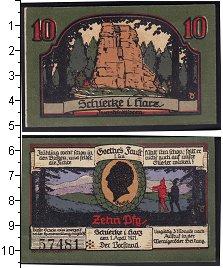 Изображение Банкноты Германия : Нотгельды 1 пфенниг 1921  XF