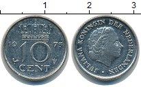 Изображение Дешевые монеты Нидерланды 10 центов 1973