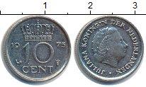 Изображение Барахолка Нидерланды 10 центов 1973