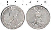 Изображение Монеты ЮАР 2 1/2 шиллинга 0 Серебро