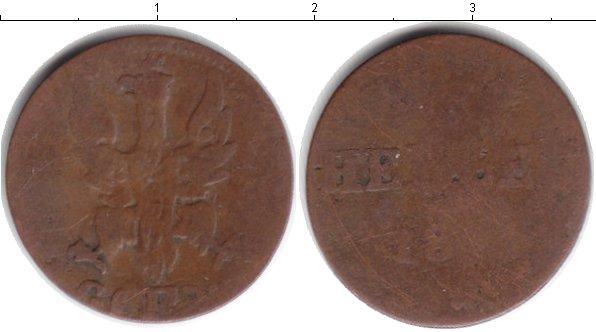 Картинка Монеты Франфуркт 1 геллер Медь 0