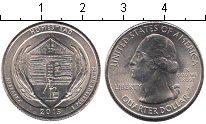 Изображение Мелочь США 1/4 доллара 2015 Медно-никель UNC-