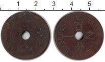 Изображение Монеты Индокитай 1 цент 1897 Медь VF