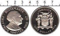 Изображение Монеты Ямайка Ямайка 1974 Медно-никель Proof-