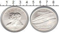 Изображение Монеты США 1 доллар 2003 Серебро Proof