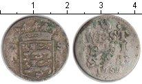 Изображение Монеты Нидерланды 2 стивера 1757 Серебро