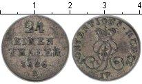 Изображение Монеты Ганновер 1/24 талера 1826 Серебро VF