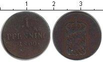 Изображение Монеты Бавария 1 пфенниг 1800 Медь VF