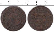 Изображение Монеты Испания 4 мараведи 1743 Медь XF