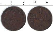 Изображение Монеты Малайя 1 кепинг 1832 Медь XF