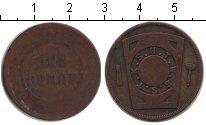 Изображение Монеты Великобритания 1 пенни 0 Медь