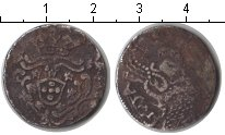 Гоа 1 рупия 0 Серебро
