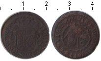Изображение Монеты Испания 2 мараведи 1745 Медь